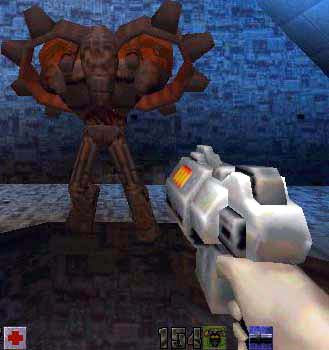 Quake2 OpenGL usando Diamond Steath 2 S220